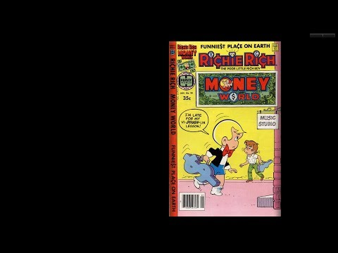 Richie Rich Money World 038
