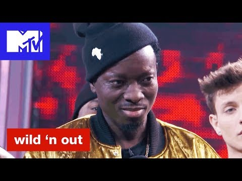 Michael Blackson & DC Young Fly Roast Everyone   Wild 'N Out   #Wildstyle
