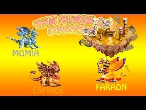 Dragon City - DRAGON MOMIA, EFINJE Y FARAON