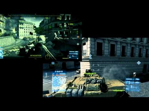 Battlefield 3 | Tank Tutorial | Deutsch