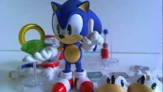 Review: Sonic Nendoroid Figure -- Good Smile Company