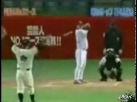 curioso tiro del lanzador en el beisbol