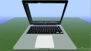 Minecraft Timelapse_ Macbook Pro RETINA
