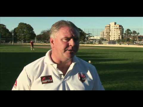 The barefoot cameras were at North Sydney Oval to get a insight into the young North Sydney Bears club. We Chat with Chris Trembath (Nth Syd front rower) abo...