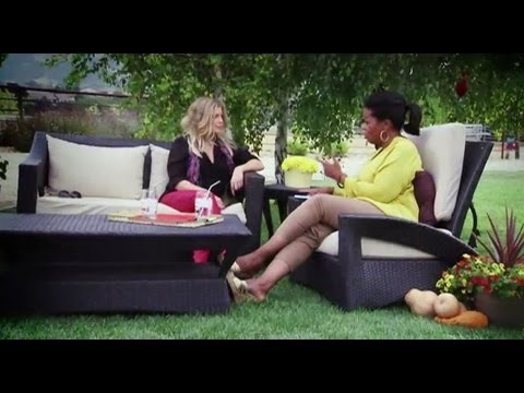 Fergie's Next Chapter Interview with Oprah!