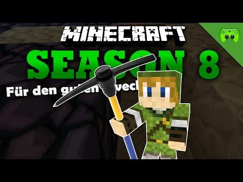 FÜR DEN GUTEN ZWECK«» Minecraft Season 8 # 115 HD