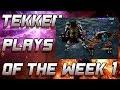 TEKKEN PLAYS OF THE WEEK 1 mp3