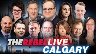 Ezra Levant: The Rebel Live Calgary UPDATES — Speakers, Producer's Club reception