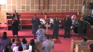 """Lord You Are Welcome"" Miracle Praise & Worship Team"