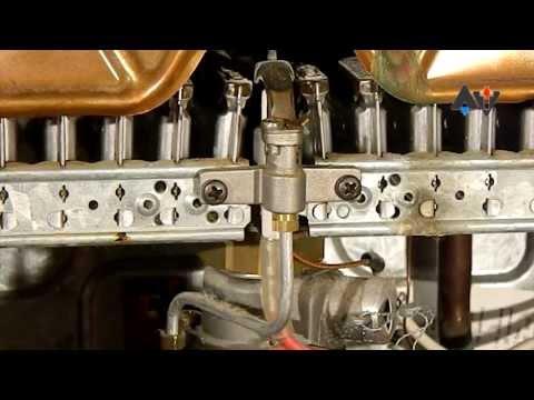 Ремонт газовых колонок своими руками нева