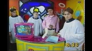 "Take That on The Big Breakfast ""More Tea Vicar"" Feature - 1993"