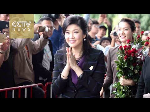 Former Thai PM Yingluck tried over rice subsidy scheme