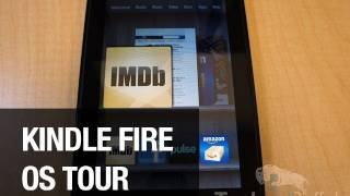 Kindle Fire OS Tour
