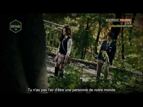 [VOSTFR] EXO – Twilight parodie+Wolf+Growl @Melon Music Awards 2013
