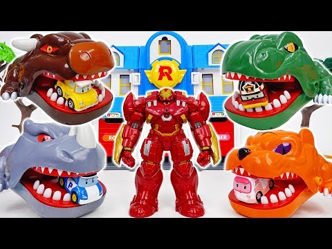 The 4 Monsters Appeared~! We Need Hulkbuster #ToyMartTV