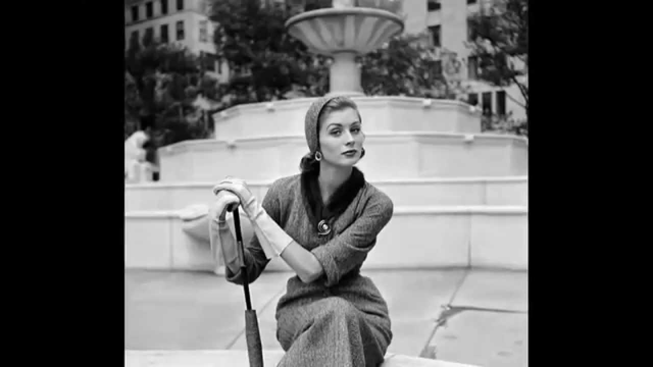 Ретро 50 годов женщины 14 фотография