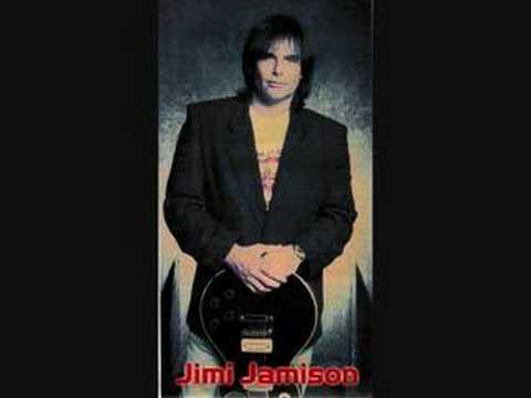 Jimi Jamison - Eye Of The Tiger
