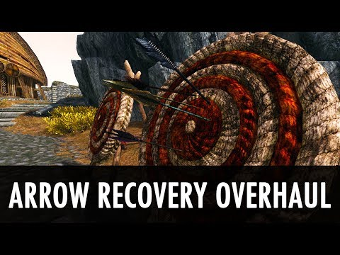 Skyrim Mod: Arrow Recovery System Overhaul
