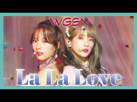[Comeback Stage] WJSN -  La La Love  , 우주소녀 - La La Love Show Music Core 20190112
