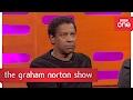 Lagu Denzel Washington's audience get involved - The Graham Norton Show: 2017 - BBC One