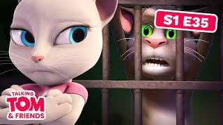 Talking Tom and Friends - Friends Forever (S01E35)