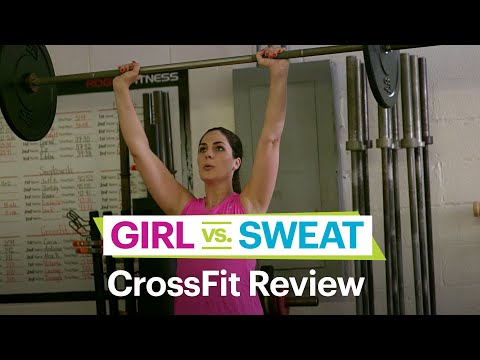 CrossFit Recovery: 48 Hours Later–Comedians Try Hot New Workouts–SELF's Girl vs. Sweat