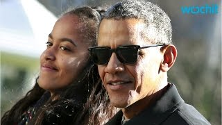 Obama Gets Help in Spanish From His Daughter Malia on His Cuba Trip