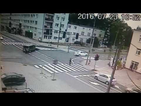 Wypadek Motocyklisty Z Busem -wymuszenie