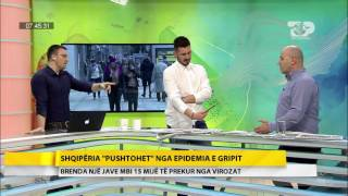 Wake Up, 5 Janar 2017, Pjesa 2 - Top Channel Albania - Entertainment Show