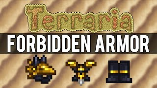 Terraria 1.3.3 Update NEW FORBIDDEN ARMOR (Mage and Summoner)
