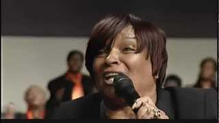 """His Blood Still Works"" Lisa Page Brooks & Women's Day Choir, AWESOME Praise Break"