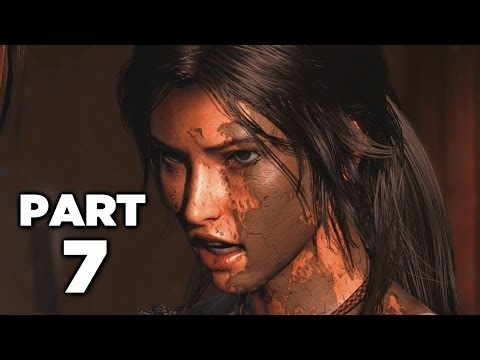 INTO THE FIRE - Tomb Raider Definitive Edition Gameplay Walkthrough Part 7 (PS4 XBOX ONE)