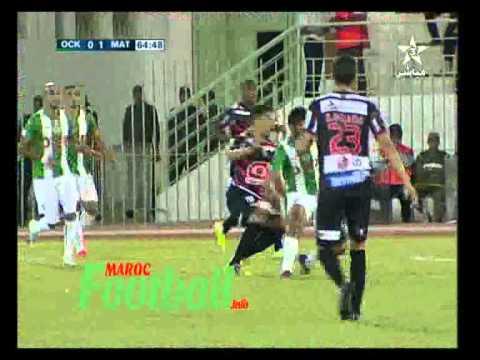OCK Olympique de Khouribga 0-1 Maghrib Association Tetouan
