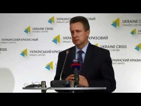 (English) NATO Parliamentary Assembly. Ukraine Crisis Media Center, 17th of October 2014