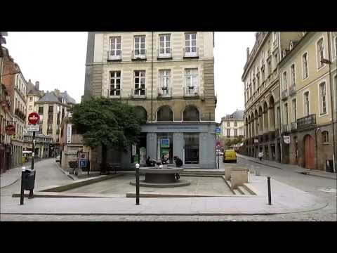 Rennes, France: The monumental city - Rennes, la ville monumentale