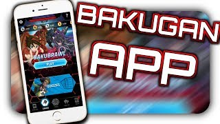 BAKUGAN APP First Look and Gameplay!