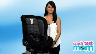 Britax Roundabout Car Seat - Crash Test Mom Reviews