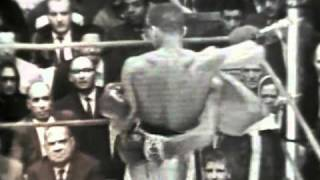 Cassius Clay vs Sonny Banks - February 10, 1962 - Round 1, 3 & 4