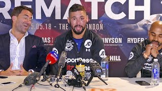 'He shook hands on a DEAL to FIGHT TYSON FURY' Tony Bellew & Eddie Hearn