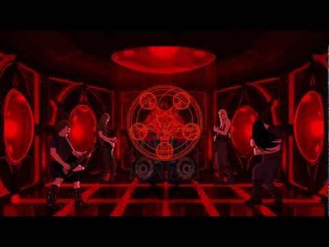 Dethklok -- The Galaxy (official Music Video) video