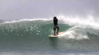 WRSC Surf Tours - surfing Ollie's Point, Costa Rica