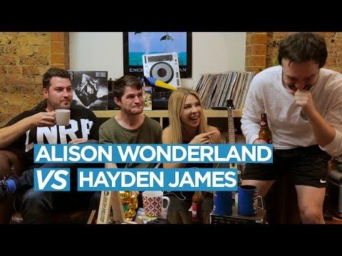 Verses: Alison Wonderland VS Hayden James In Guitar Hero Live