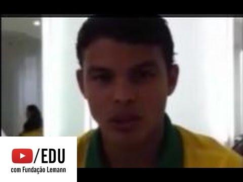 Khan responde: Thiago Silva - jogador da seleção brasileira de futebol