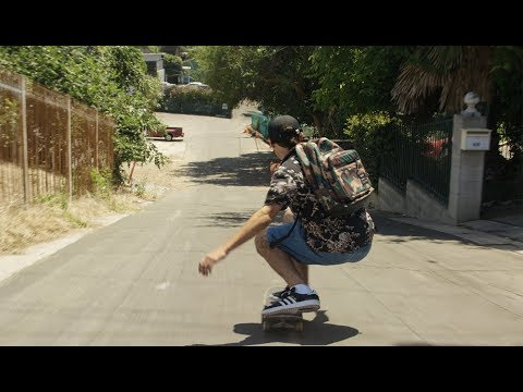Out In The Wild | HUF X JanSport With Salomon Cardenas