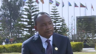 """Mahamadou Issoufou : """"Nous subissons les conséquences de l'intervention en Libye"""""""