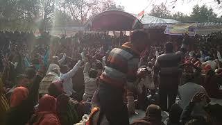 शिक्षामित्र डटे मैदान में Live देखो | Shikshamitra latest news hindi. Shikshamitra today news