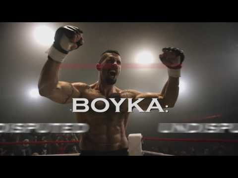 Undisputed 3 Boyka Fighting Style Boyka :: VideoLike