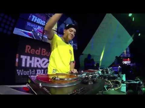 DJ Marquinhos Espinosa World Final RedBullThre3tyle 2013.