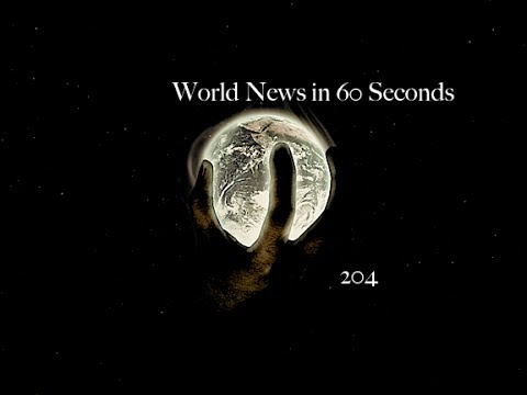 World News In 60 Seconds 204