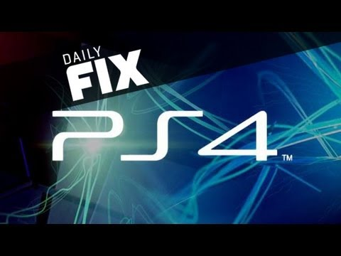 PS4 Announced! Plus PS4 Controller & PS4 Games! - IGN Daily Fix 02.20.13